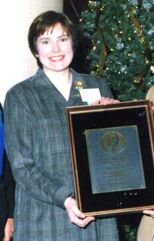 Susan Fortin, December 1996