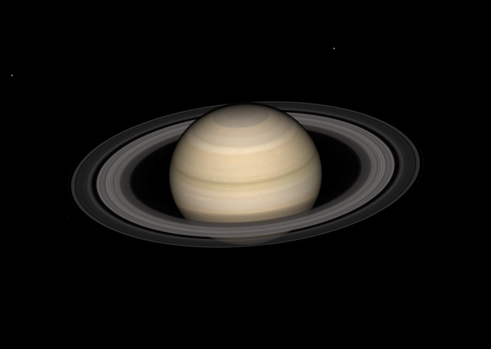 Saturn, the original Load of the Rings.