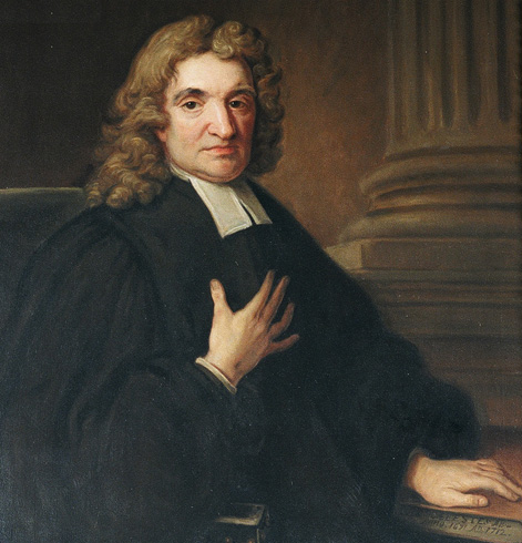 John Flamsteed was an English astronomer and the first Astronomer Royal. He catalogued over 3,000 stars.