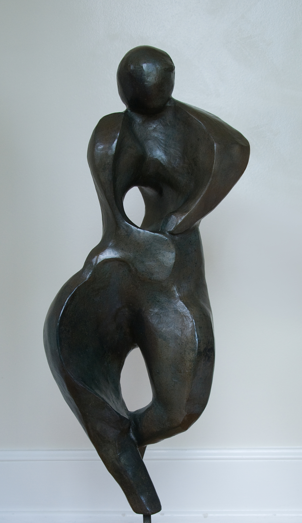 Abstract Figure, Bronze