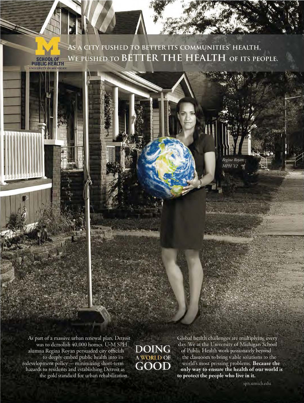 U of M School of Public Health-Time Magazine