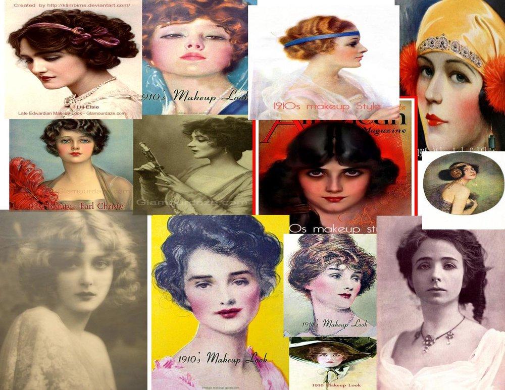 Early Bohemian Makeup Inspiration board.jpg