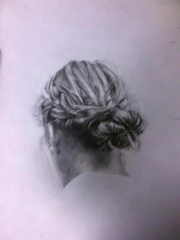 """Hair Study"""