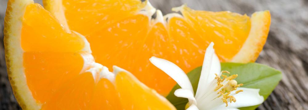 Oranger Crystals