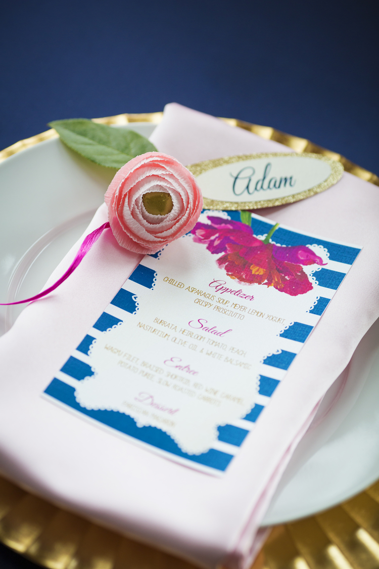 The Kate Spade Wedding — The Lovely Ave