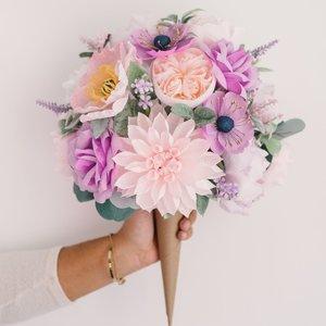Paper Flower Shop The Lovely Ave