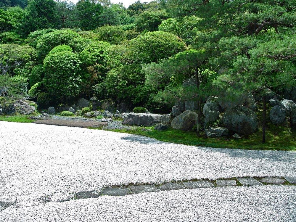 Konchi-in garden
