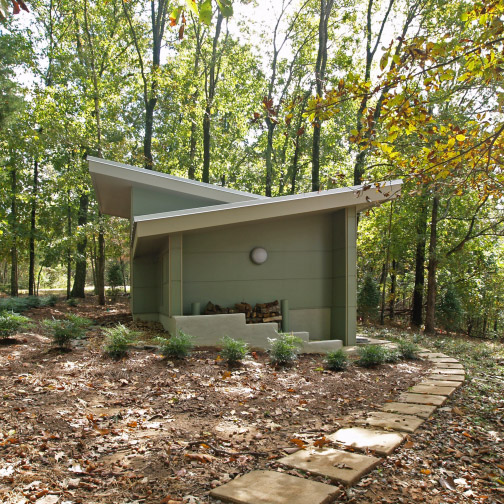 Three Years After The Completion Of Their Bluff House, Former Clients Asked  Their Architect To