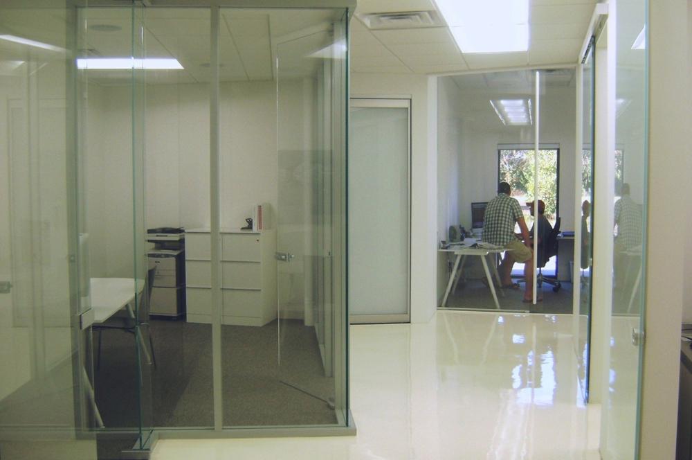 Produkt Glas Fit-Out u2014 bkarchitects