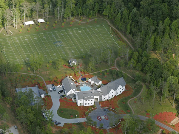 Athlete's Estate