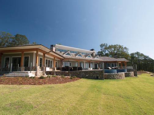 Crow Mountain Bluff House