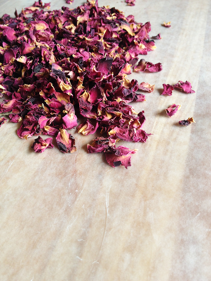 Rose water recipe. | saragalactica.com