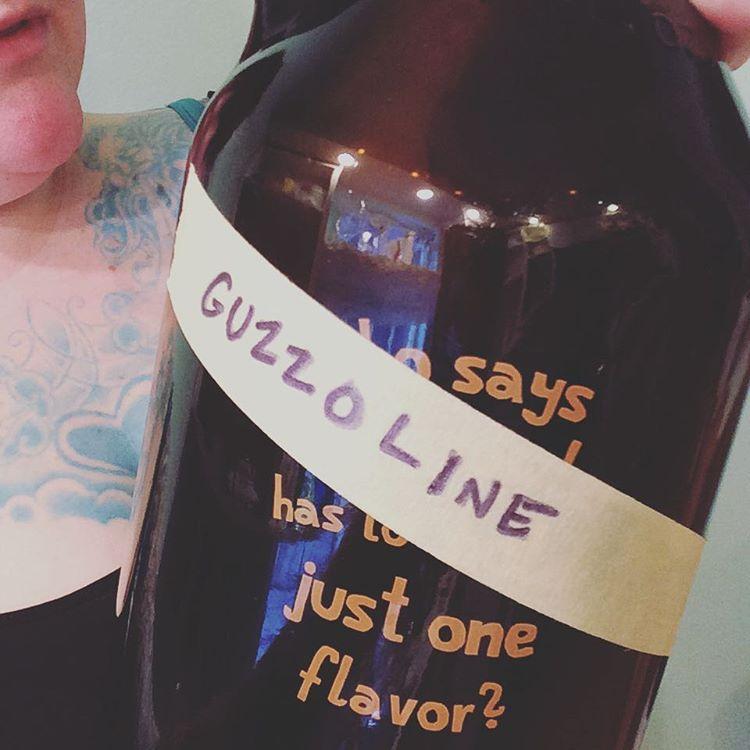Guzzoline mix