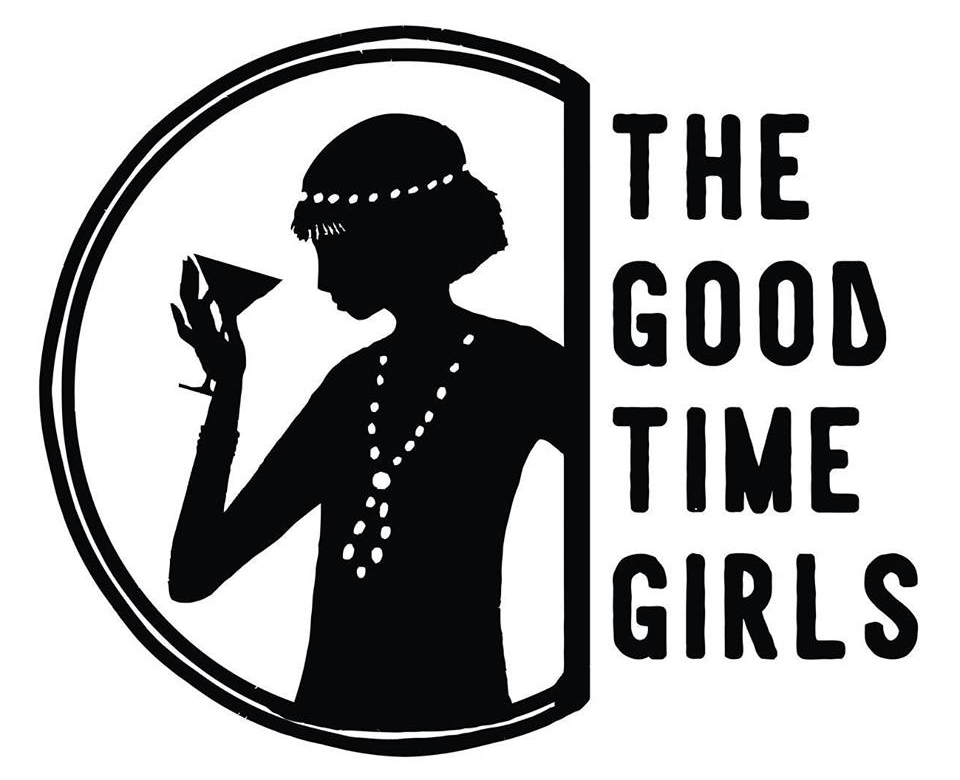 Good Time Girls logo by Stuff by Mat.