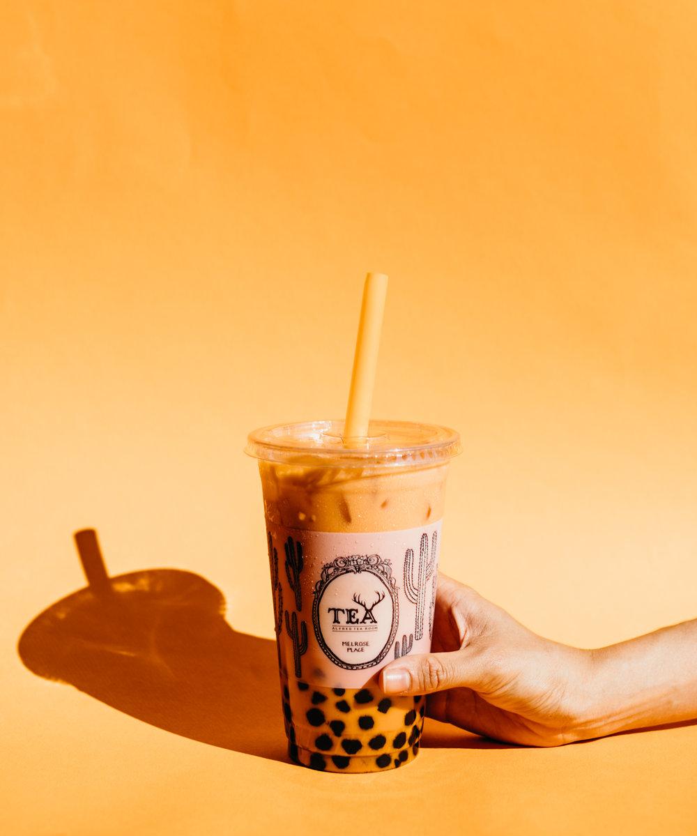 Alfred Tea Thai Tea