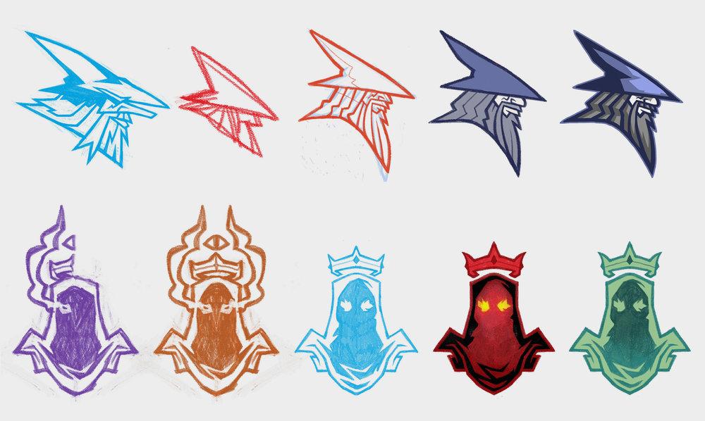Mascot Design Process