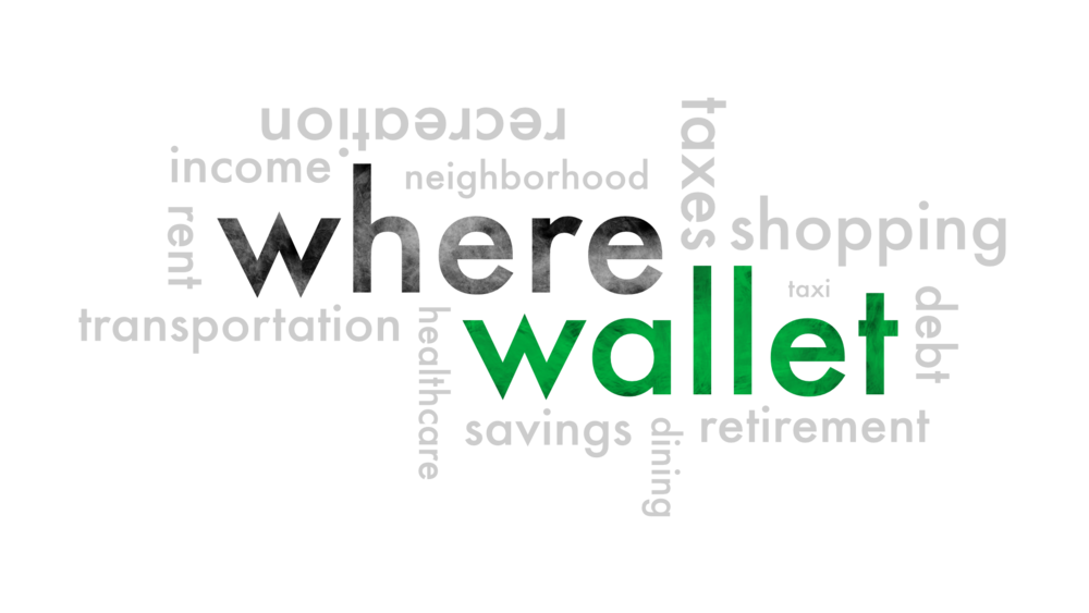 Where Wallet Logo used for the GA x USA Today project.