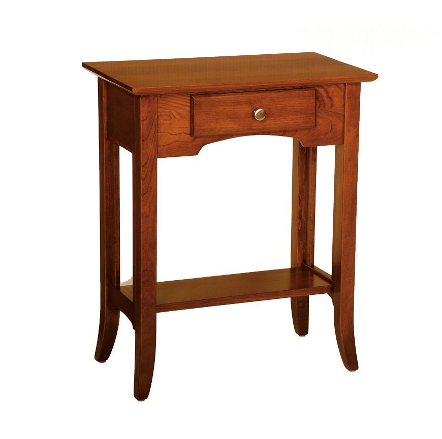 Ordinaire Small Hall Table With Shelf