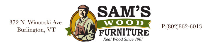 Sam's Wood Furniture