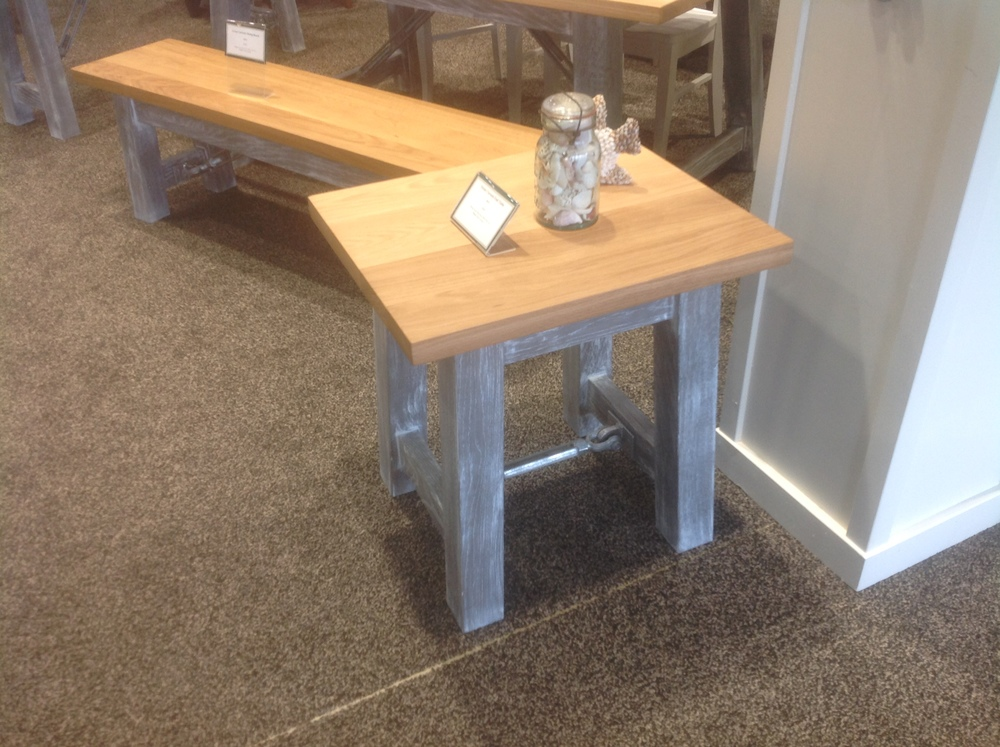 Ocean Currents Collection - End Table by Penns Creek Furniture - $899