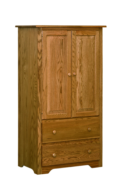 wolf and products amish b gardiner armoire daniel s door drawer armoires by drawers furniture with