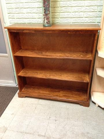 Harvest stained bookcase.jpg
