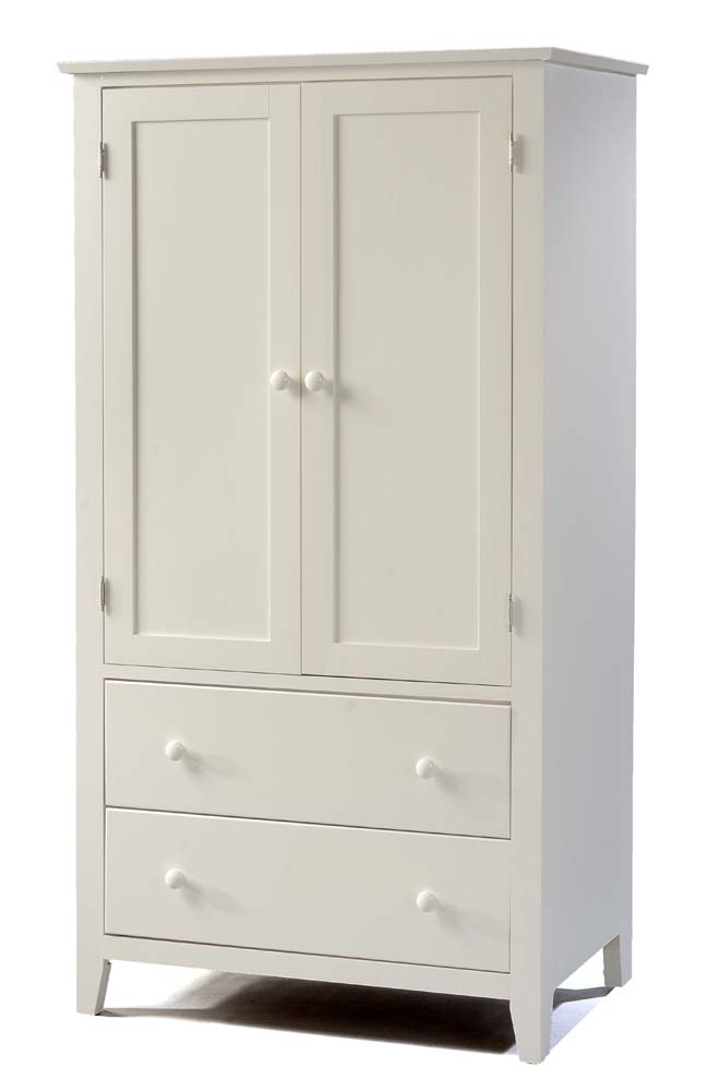 Shaker Armoire With Drawers