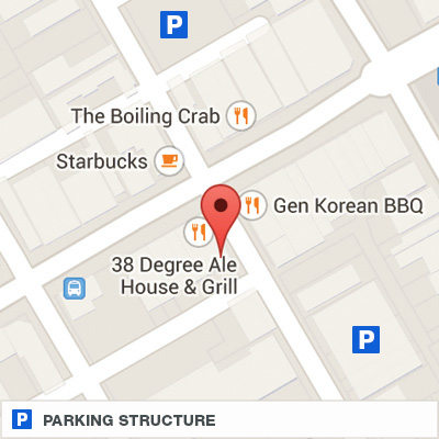 We re located on 1st St   next door to 38 Degree Ale House   Grill and  across the street from Gen Korean BBQ  Click on the map to learn more. Home   Ohana Brew