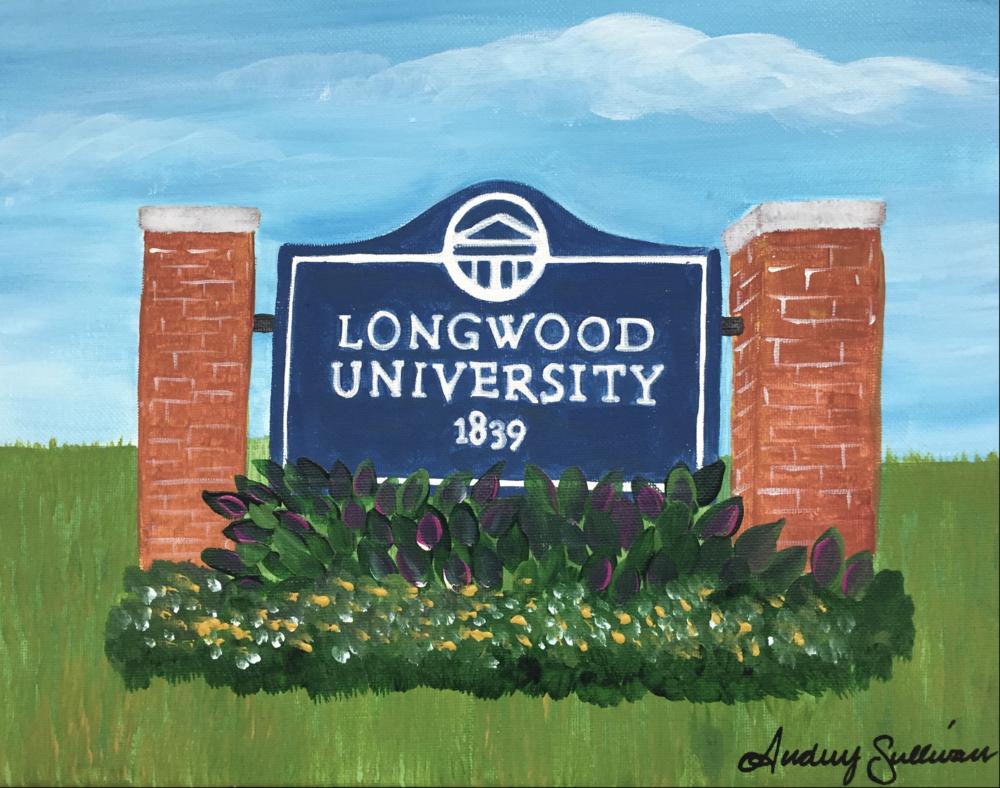 Longwood Sign