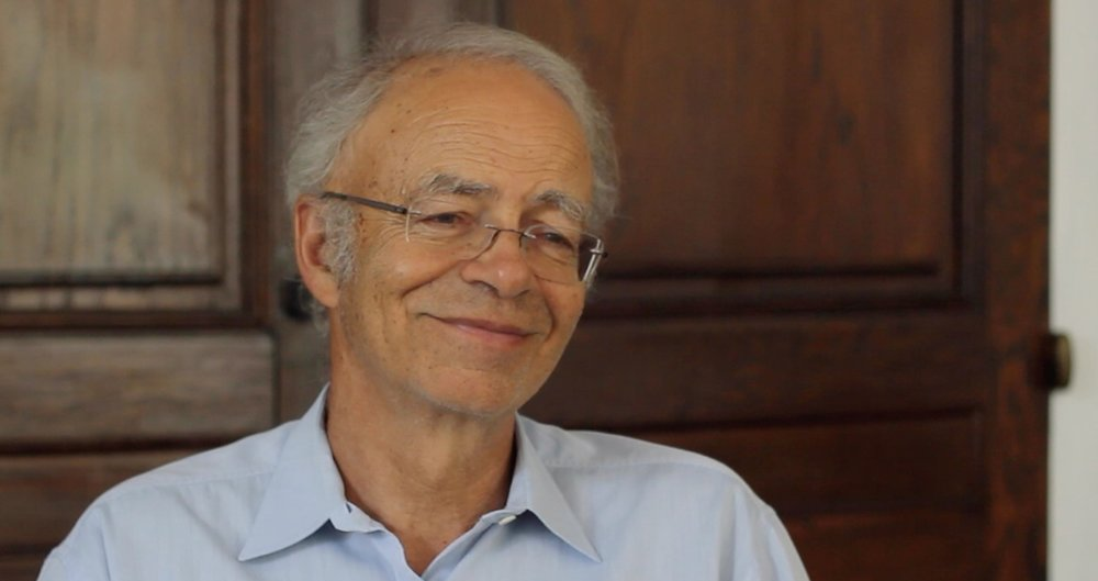 Peter Singer   Author, Bioethicist