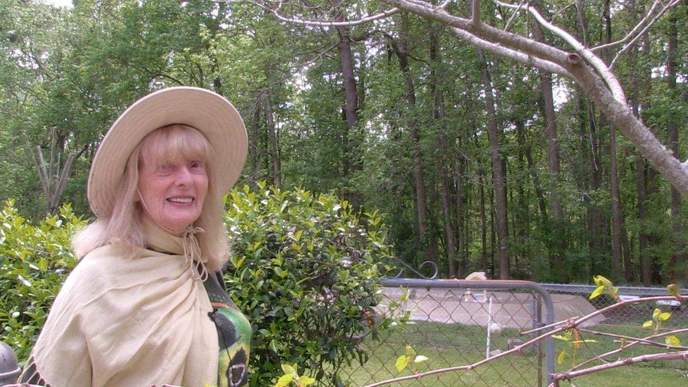 Shirley McGreal   Founder, IPPL Gibbon Sanctuary Summerville, South Carolina
