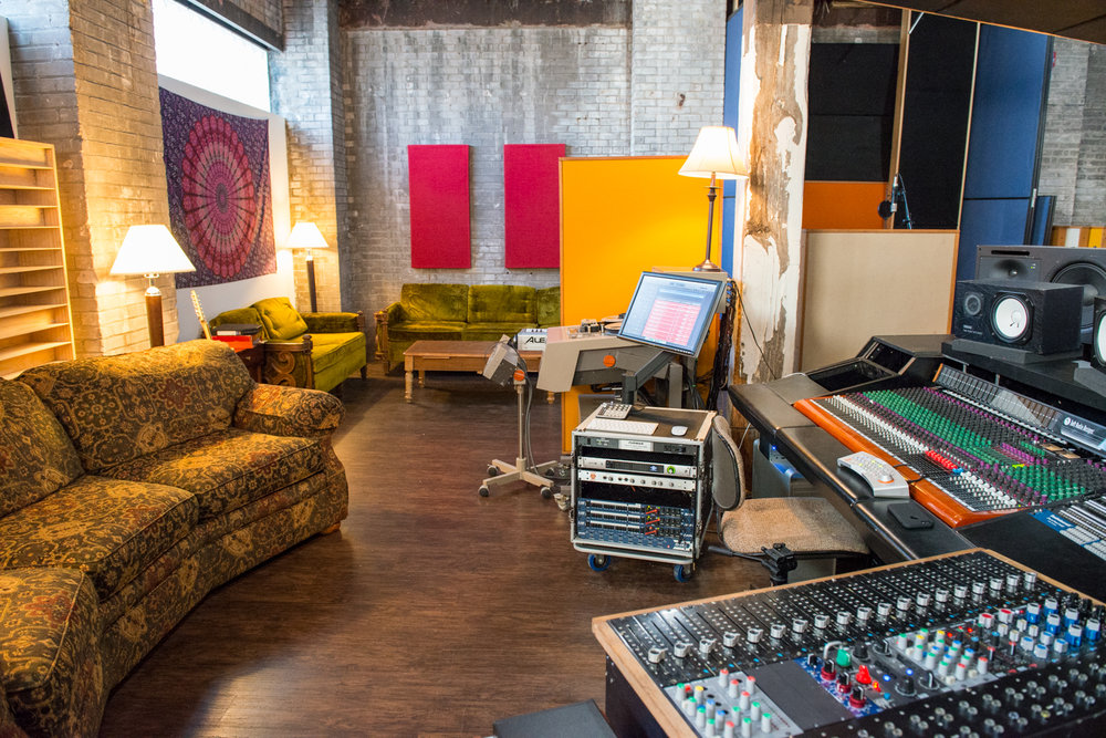 Rochester NY Recording Studio