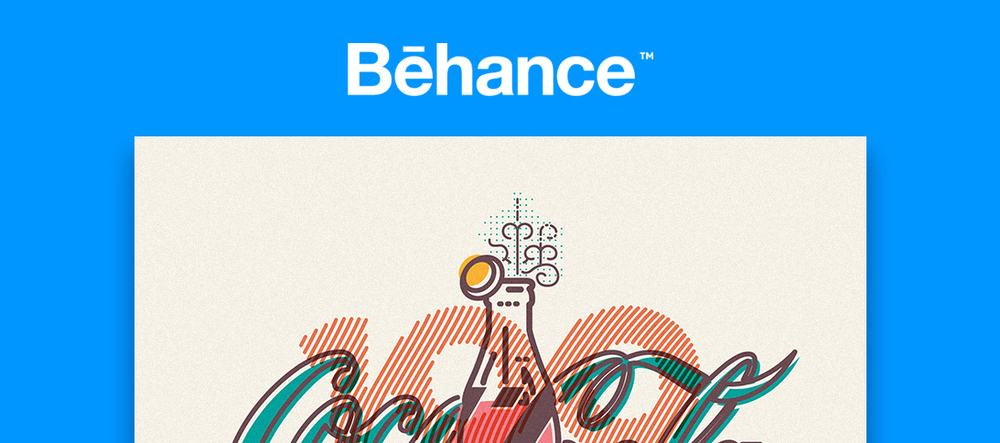 Behance feature