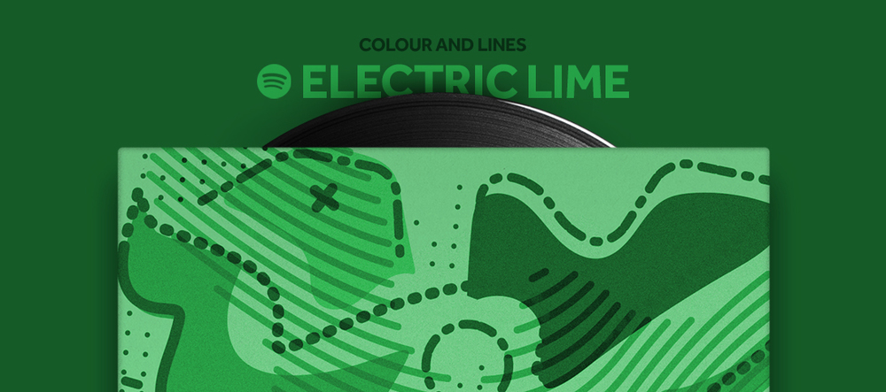 colour-and-lines-electric-green