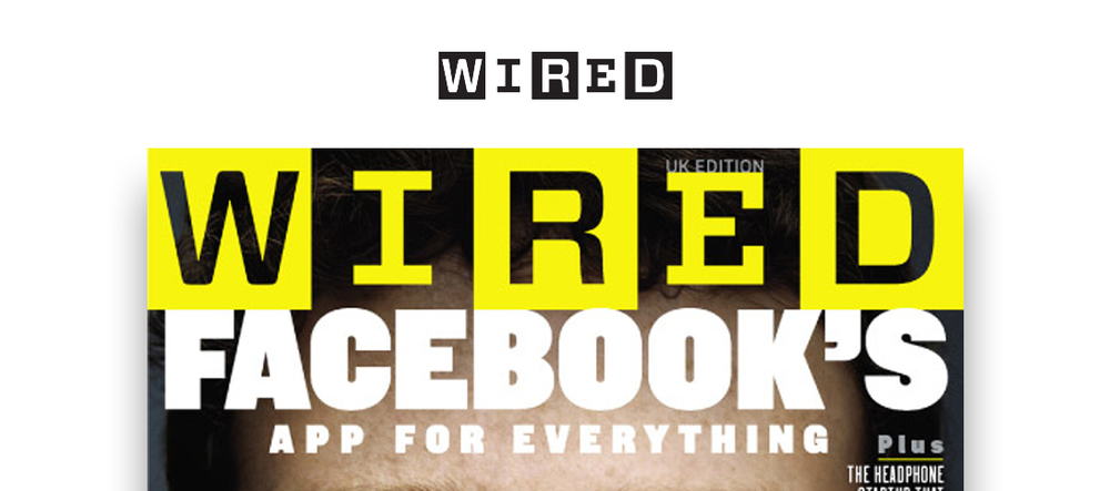 Wired Magazine - November 2015