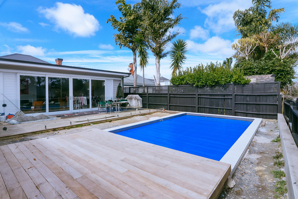 Concrete Pools Auckland