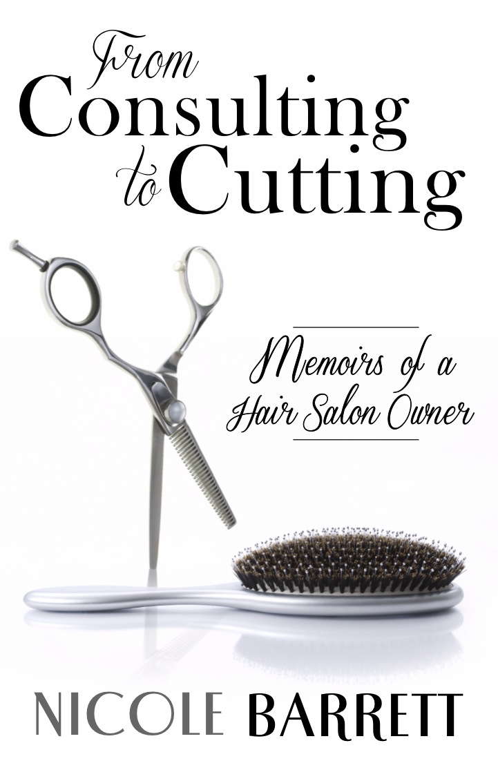 From Consulting to Cutting, Front Cover.PNG