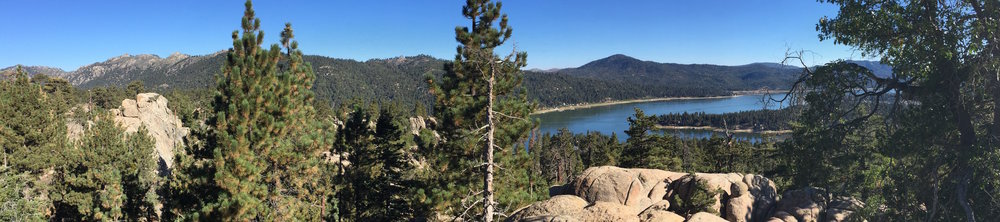 Group Retreat 2016 — Big Bear Lake, CA