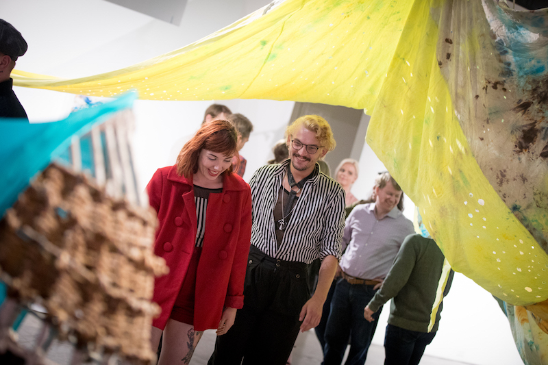 INSPIRING institutional innovation - art & technology initiativesguest curatorspop-up eventshot topic forumsproject spaces