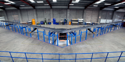 Facebook abandons its plans to build giant drones and lays off staff