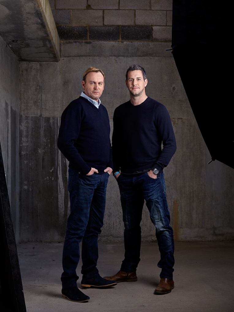 For The Love of Cars: Philip Glenister and Ant Anstead for Channel 4