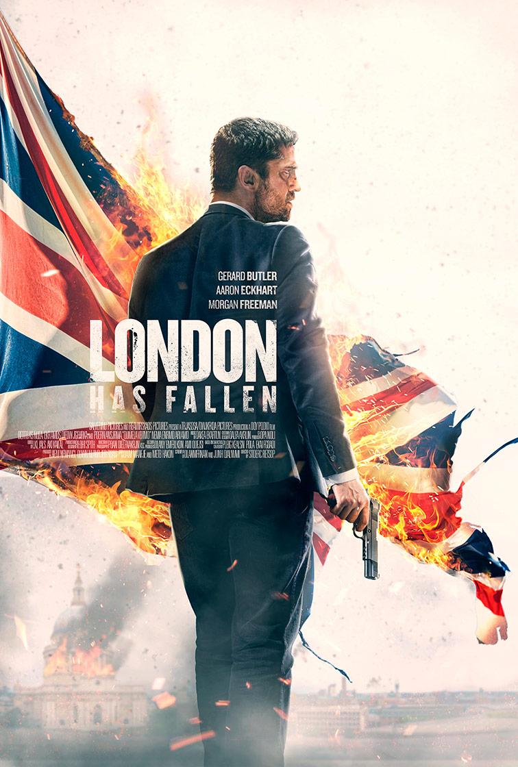 London Has Fallen - personal