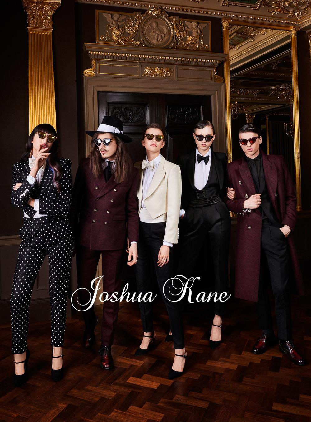 Joshua Kane Campaign SS16