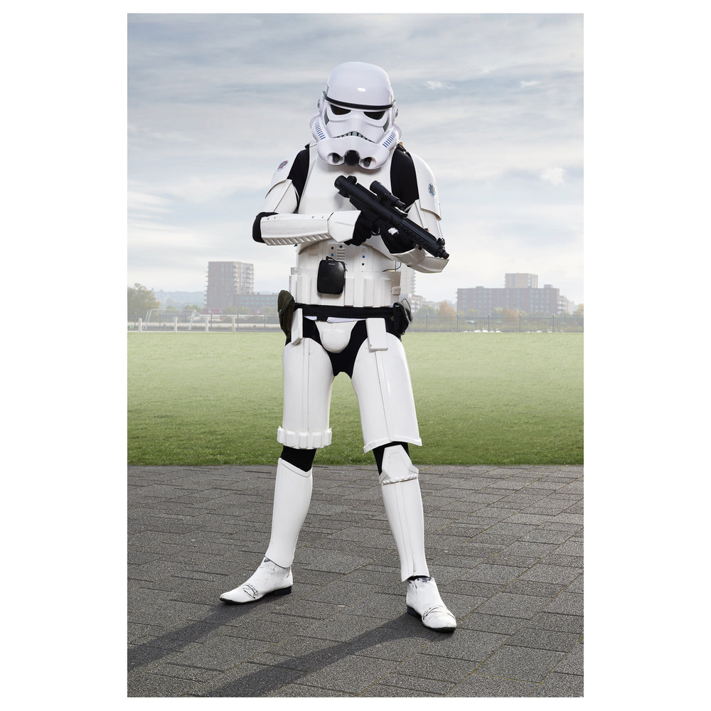 Storm Trooper - Star Wars