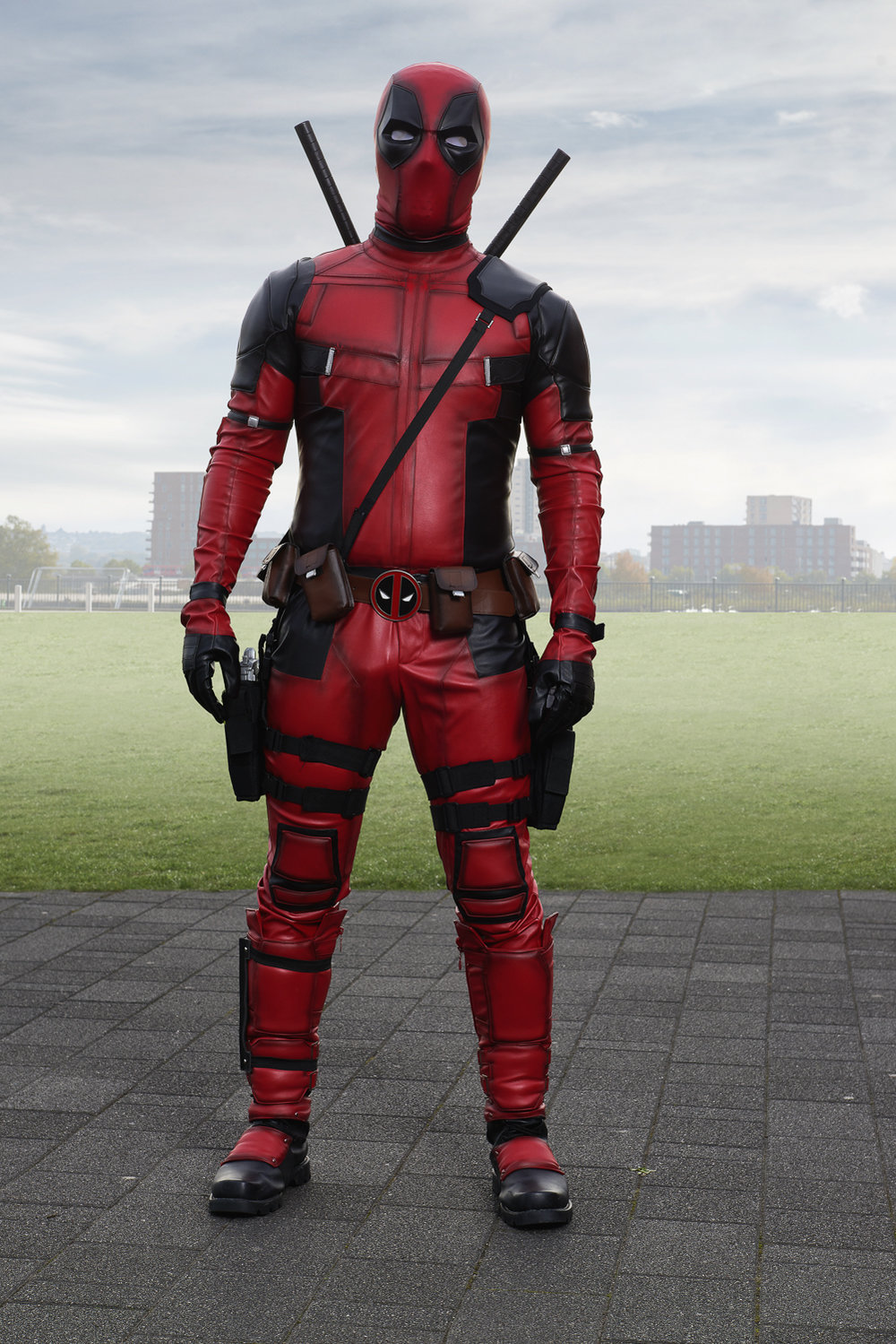 Personal Project - Cosplayers - Deadpool