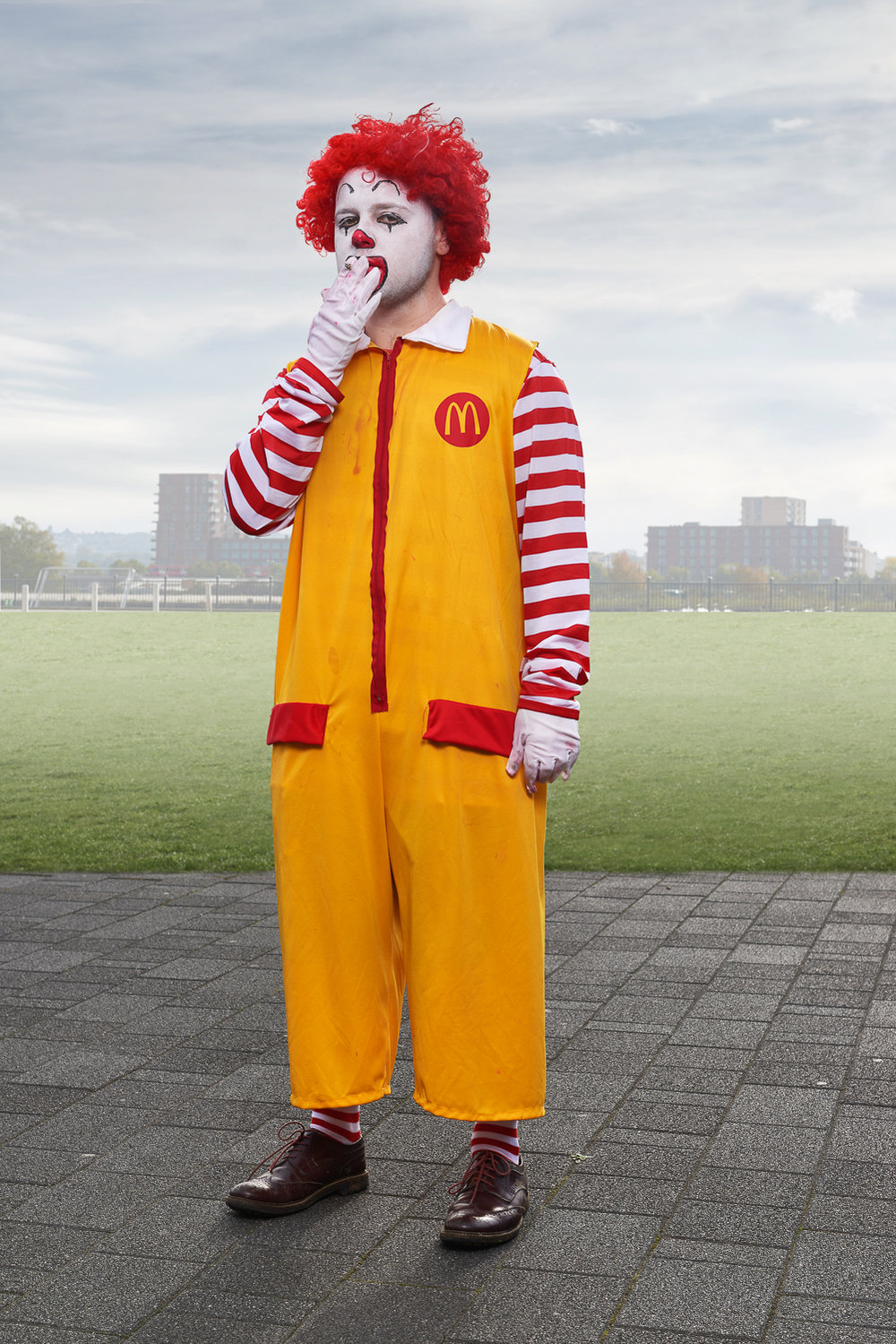 Personal Project - Cosplayers - Ronald McDonald