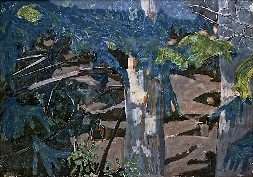 Path Through the Trees Property of Lela Autio