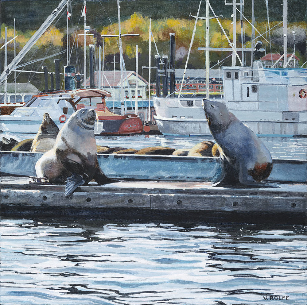 Cowichan Bay Cacophony