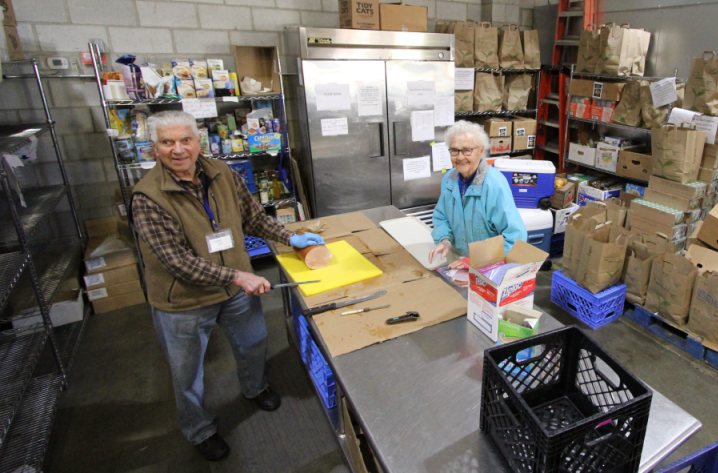 Ballard Food Bank Volunteers