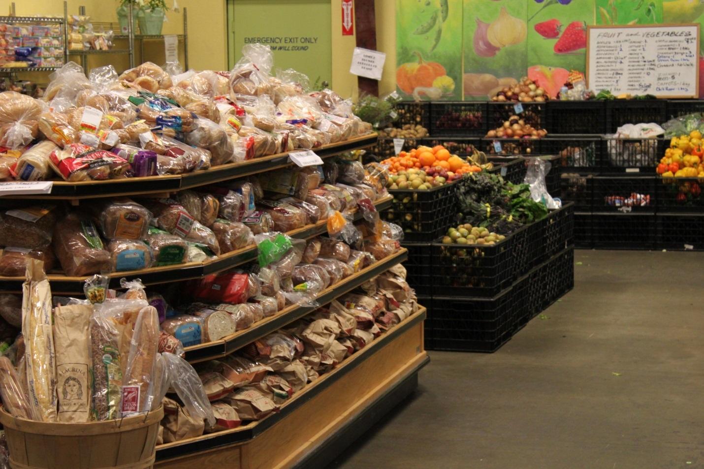 food bank — ballard food bank